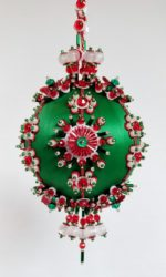 Full view of ornament ball