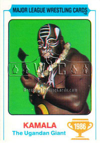 Kamala (The Ugandan Giant)