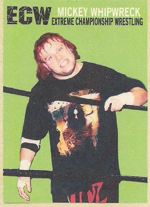 2020 ECW Wrestling (LJACards)