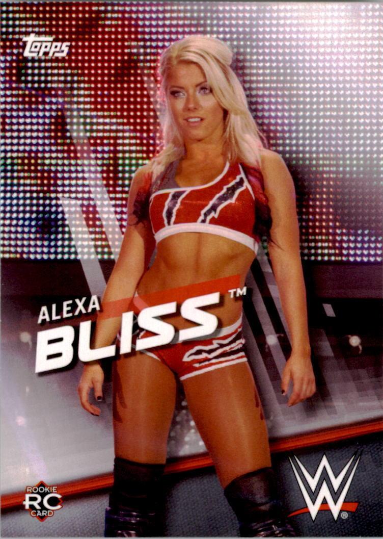 2016 WWE Divas Revolution  (Topps)