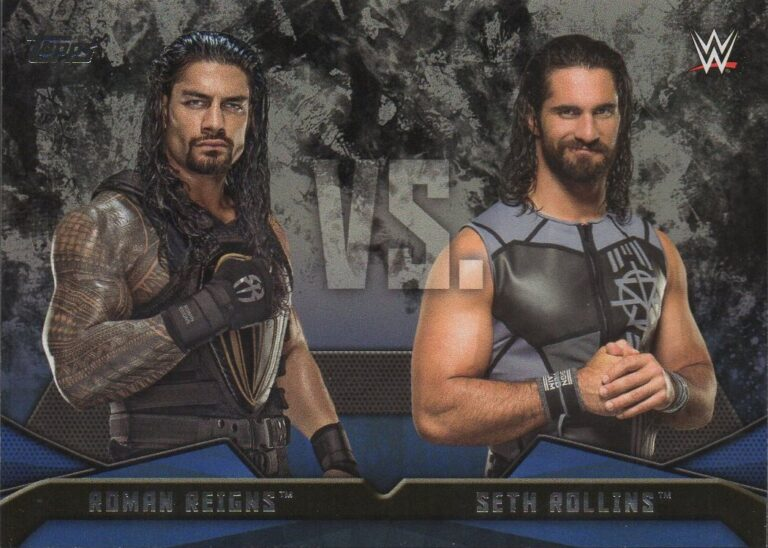 2016 WWE Topps Then, Now, Forever  (Topps)