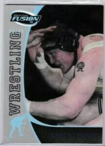 2009 Press Pass Fusion Trading Cards Brock Lesnar
