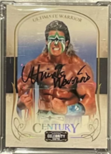 2007 Donruss American Trading Cards Ultimate Warrior