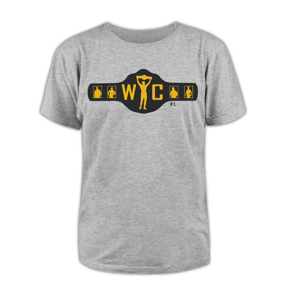 WTC Shirt Series 1 Front