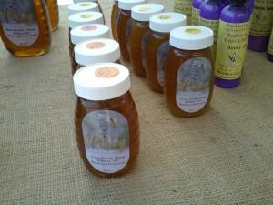 Nason Family Honey