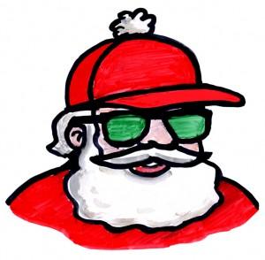 14 Summer Santa