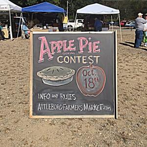 Apple Pie contest 2014