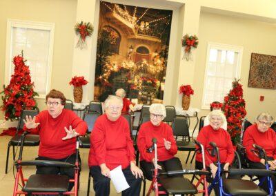 Christmas Program Gallery