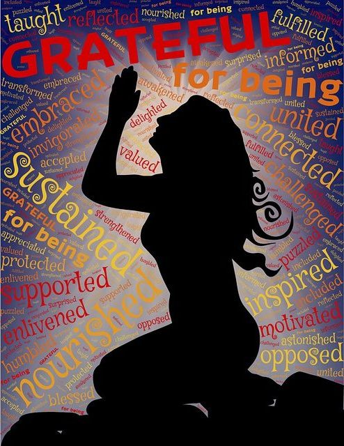 Is the practise of gratitude good for you?