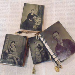 Handmade Tintype Journals