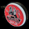 Bedford Red 12v Retro LED Bar Mancave light sign