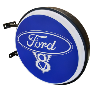 Ford V8 LED Light