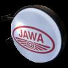 Jawa Motorcycles 12v LED Retro Bar Mancave Light Sign