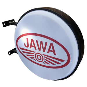 Jawa Motorcycles LED Light