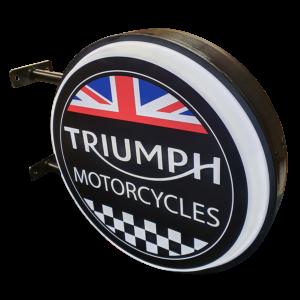 Triumph Motorcycles LED Light