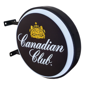 Canadian Club LED Light