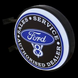 Ford V8 Service LED Light