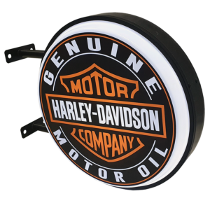 Harley Davidson Oil LED Light