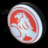 Holden Lion 12v LED Retro Bar Mancave Light Sign