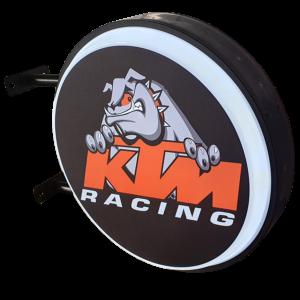 KTM Racing Bulldog LED Light