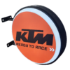 KTM Ready To Race 12v LED Retro Bar Mancave Light Sign