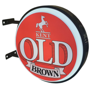 Kent Old Brown LED Light