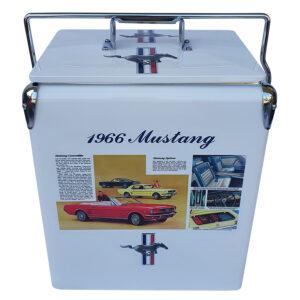 66 Mustang Retro Esky – 17lt Retro Cooler