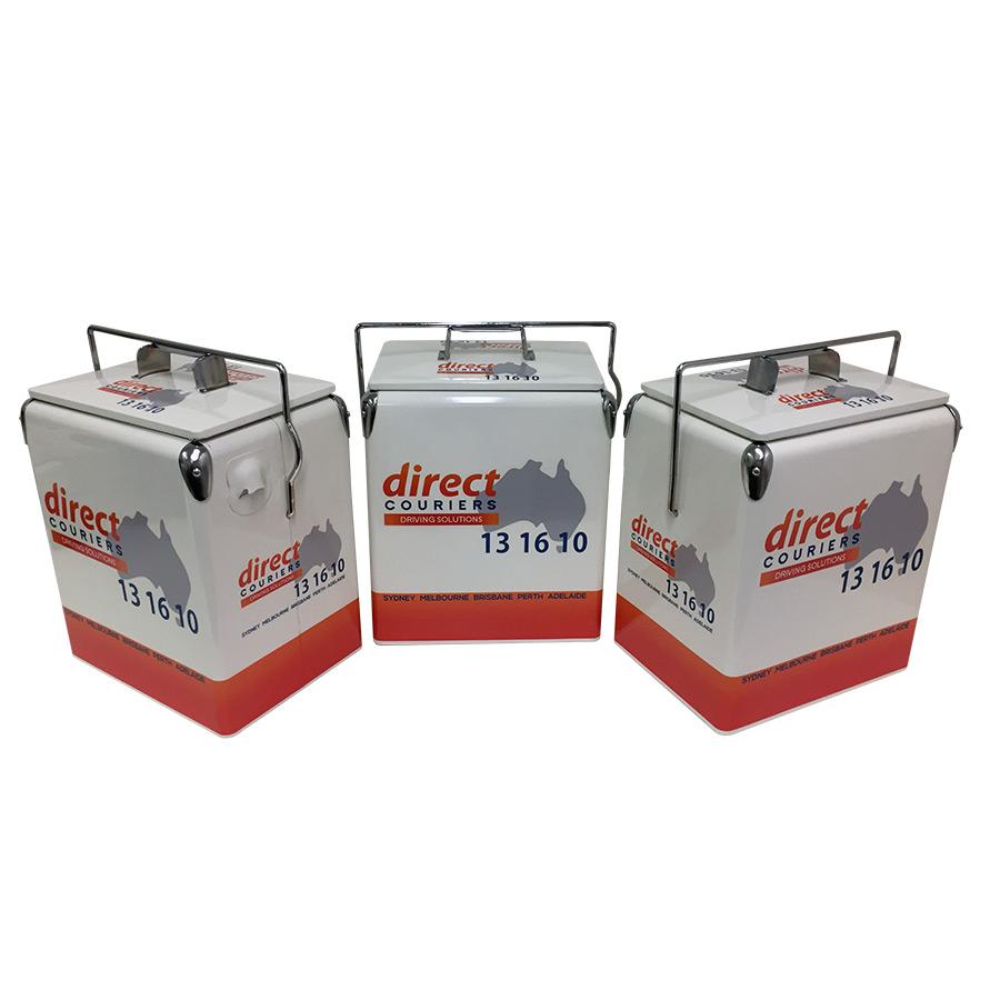 Direct Couriers Retro Esky - 17lt Retro Cooler - Trio