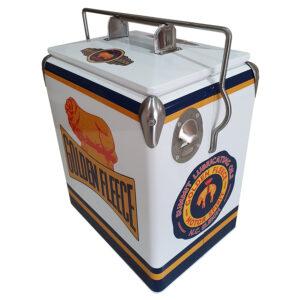 Golden Fleece Retro Esky – BLUE – 17lt Retro Cooler