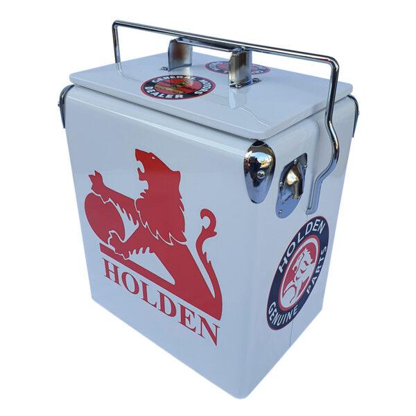 Holden Classics Retro Esky - 17lt Retro Cooler - Corner 1