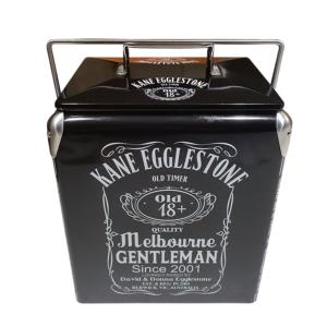 Jack Daniels inspired Milestone Celebration 17lt Retro Cooler esky