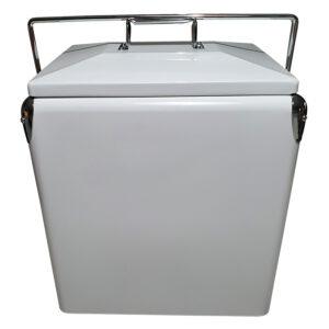 28lt Retro Esky Cooler – Retro Cooler Style – Plain White