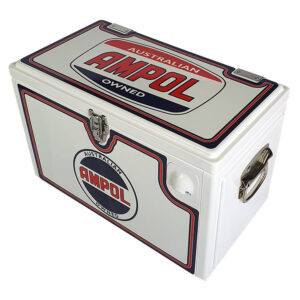 20lt Retro Esky Cooler – Chest Style – Ampol