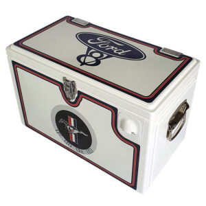 20lt Retro Esky Cooler – Chest Style – Ford Mustang