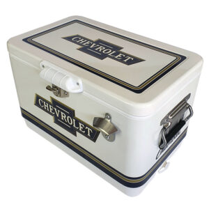 30lt Retro Esky Cooler – Chest Style – Chevrolet