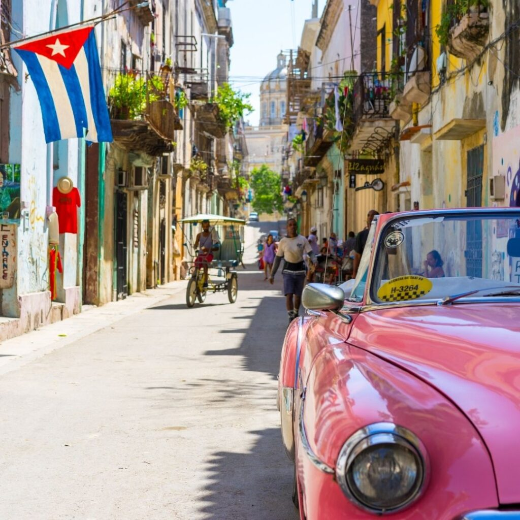 Cuba with Azure and Cobalt Travel Club