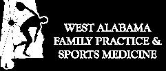 West Alabama Family Practice & Sports Medicine Logo