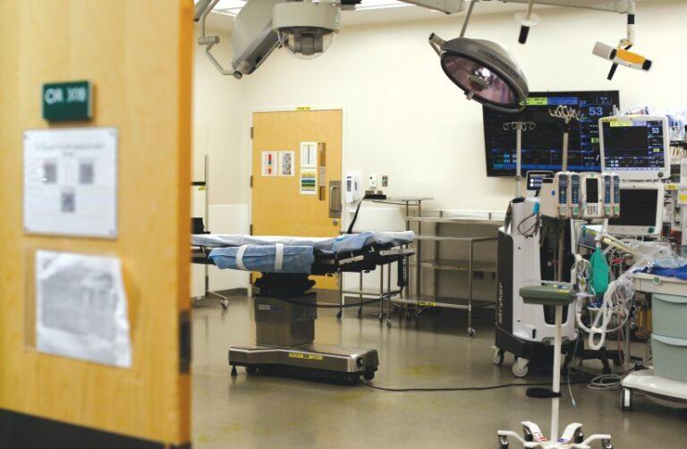 disinfect hospitals