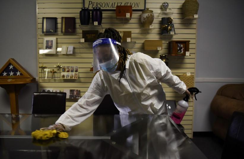disinfection of indoor spaces