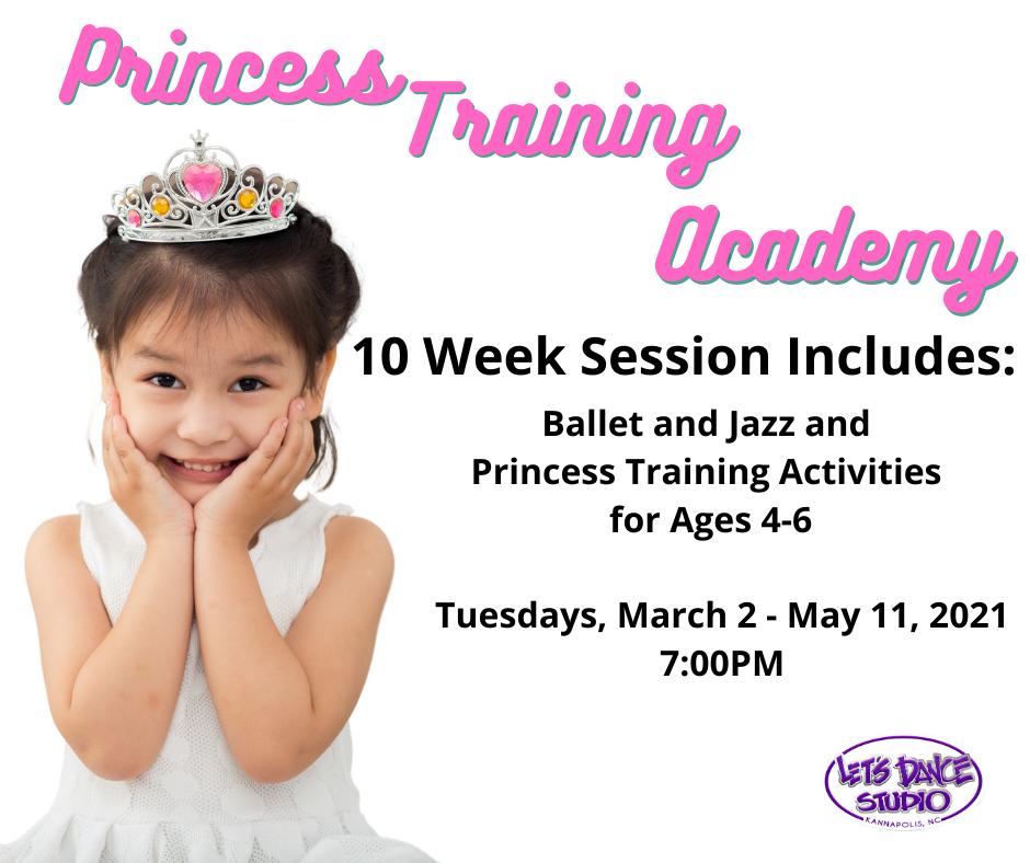 Princess Training Academy 2 ad