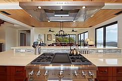 Kitchen at Villa Hermosa