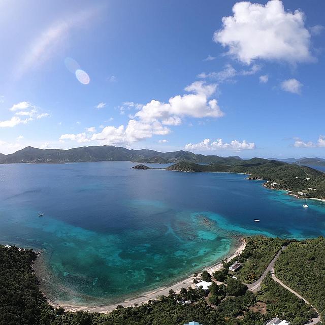 Long Bay Getaway view