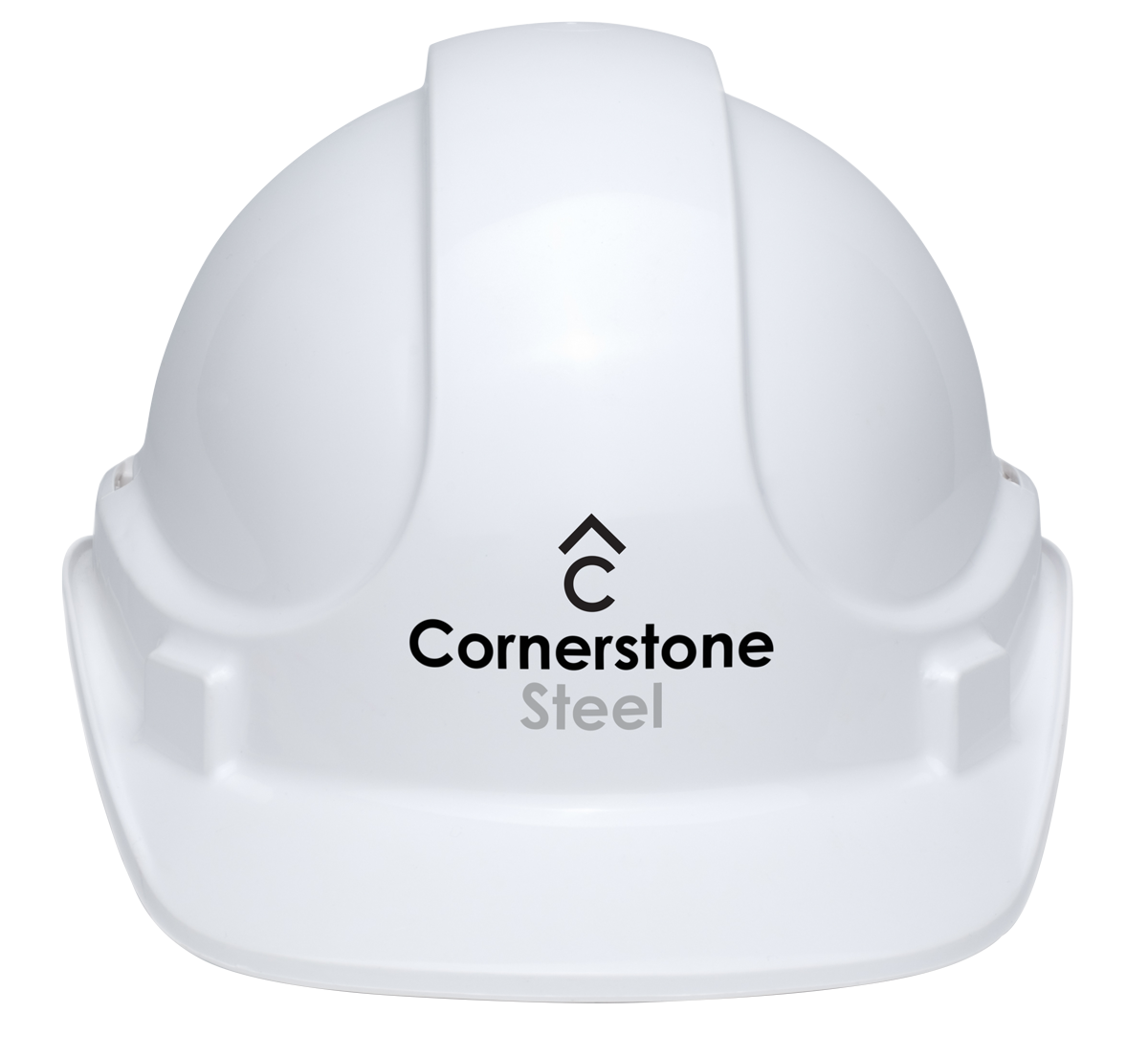 Cornerstone Steel construction hat