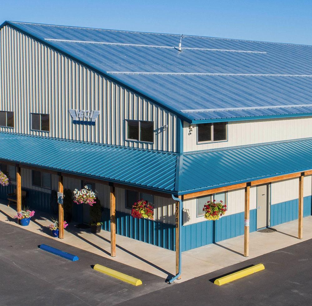 buy your steel building in Montana