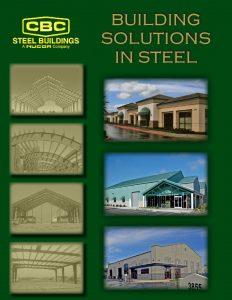 cbc steel building catalog