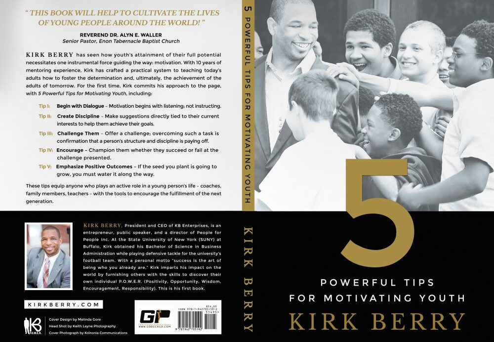 Kirk is a Established Book Author