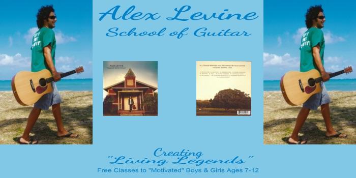 Alex Levine School of Guitar