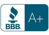 Better Business Bureau (A+ Rating)