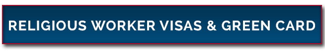 Religious Worker Visas & Green Card