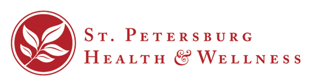 St. Petersburg Health & Wellness Logo